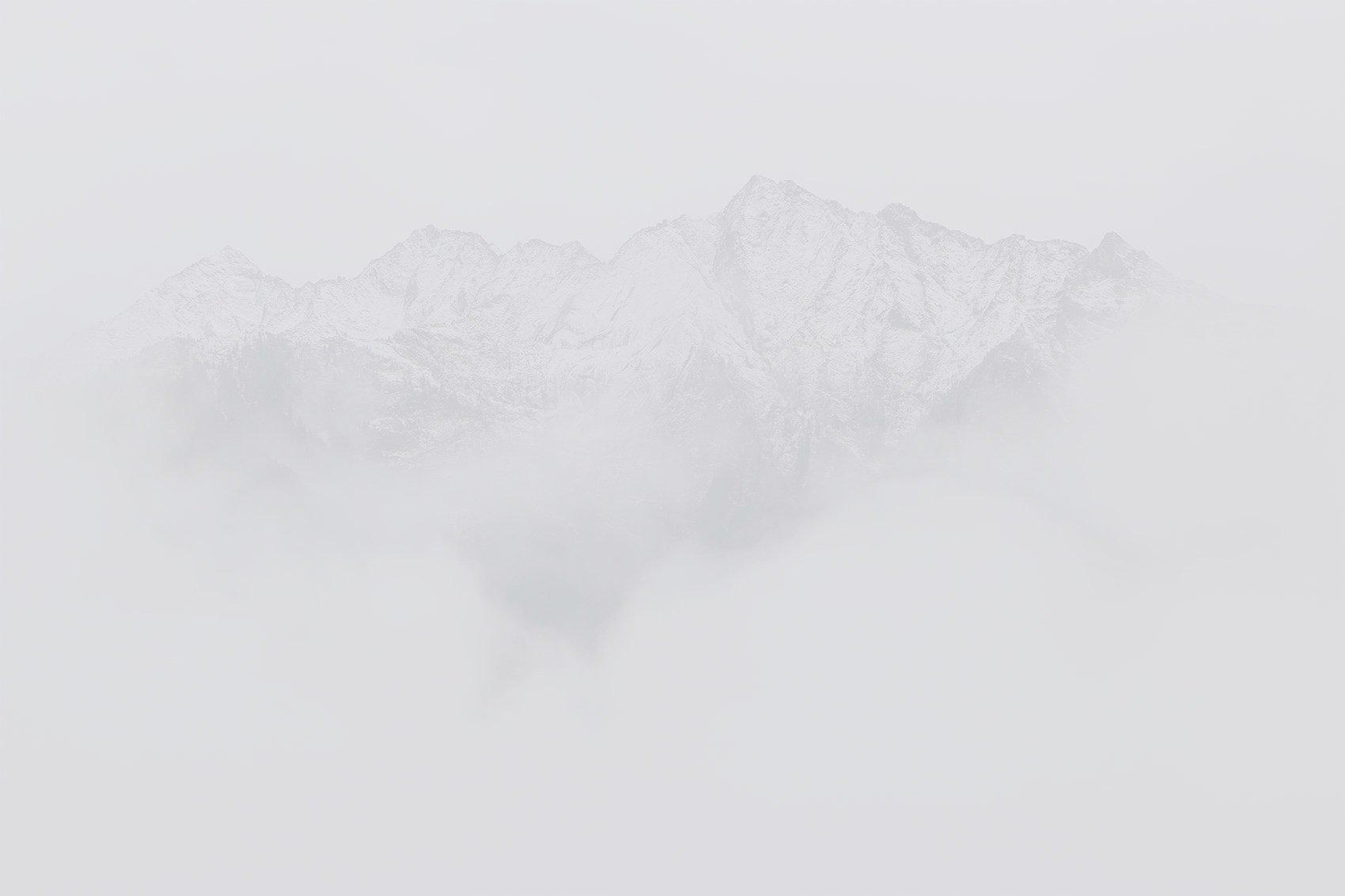 Naturheilmittel auf einem Berg